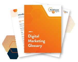 """Featured image for """"Digital Marketing Glossary"""""""