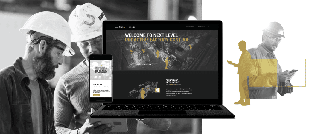 trumble website portfolio