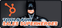 Tools for Sales Superheroes