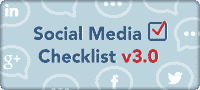 Sensible Social Media Marketing Checklist v3.0