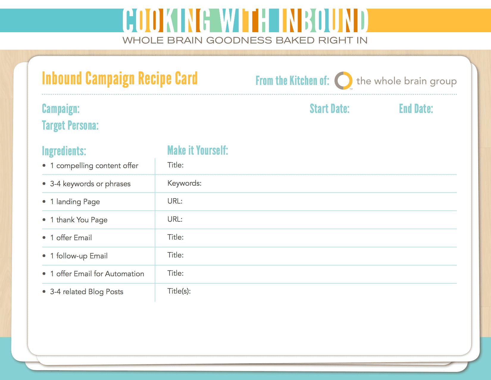 WBG_Inbound_Marketing_Recipe_Cards - sample