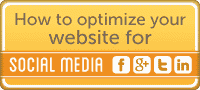 Optimize your website for social