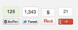 Digg Digg Social Sharing Buttons